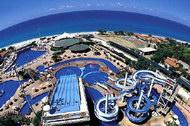 Il Parco Aquafan a Riccione