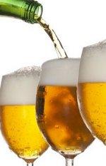 Birra in calice