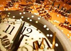 Orologio, capodanno
