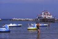 San mauro mare in spiaggia un 39 atmosfera familiare - Bagno delio san mauro a mare ...