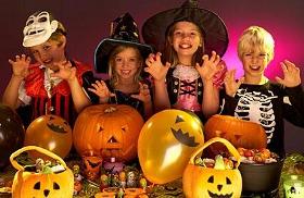 Feste per bambini Halloween in Romagna