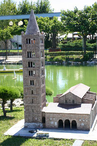 Cartina Dell Italia In Miniatura.L Italia In Miniatura A Rimini Visita L Italia In Poche Ore